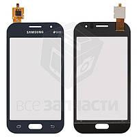 Тачскрин для Samsung J110H Galaxy J1 Ace Duos/J110G/DS/J110L/J110M, серый, оригинал (Китай)