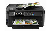 МФУ А3 Epson WorkForce WF-7610DWF c WI-FI, C11CC98302