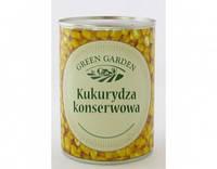 Кукурудза green garden 400гр.