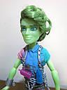 Лялька Monster High Портер Гейс (Porter Geiss) Населений примарами Монстер Хай, фото 7