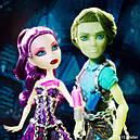 Лялька Monster High Портер Гейс (Porter Geiss) Населений примарами Монстер Хай, фото 9