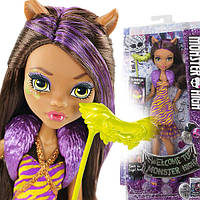 Кукла Monster high Монстер Хай Клодин Вульф Танец без страха Dance The Fright Away Clawdeen Wolf