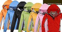 Куртки женские COLAMBIA TITANIUM. Куртка 2 в 1: куртка + флиска. Высокое качество. Купить онлайн. Код: КДН1004