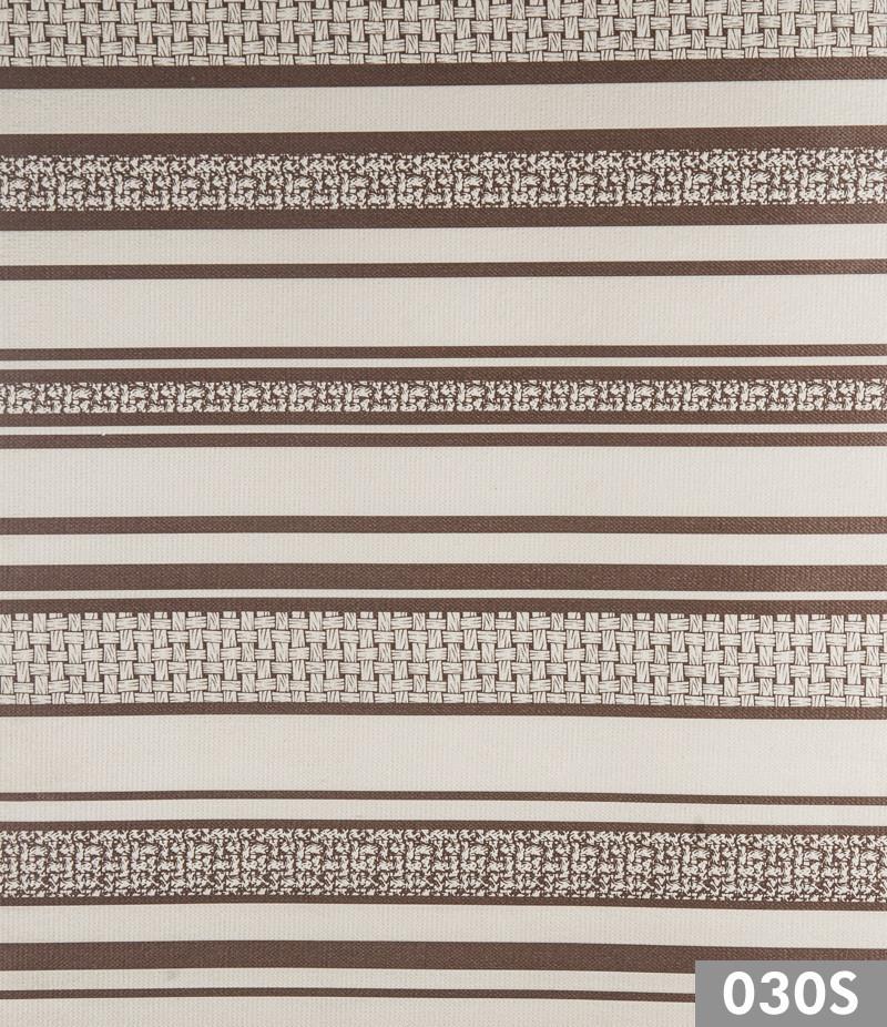 Мебельная велюровая ткань Премиум страйп 030S
