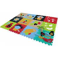 Детский игровой коврик-пазл «Приключение пиратов» GB-M1501 Baby Great, фото 1