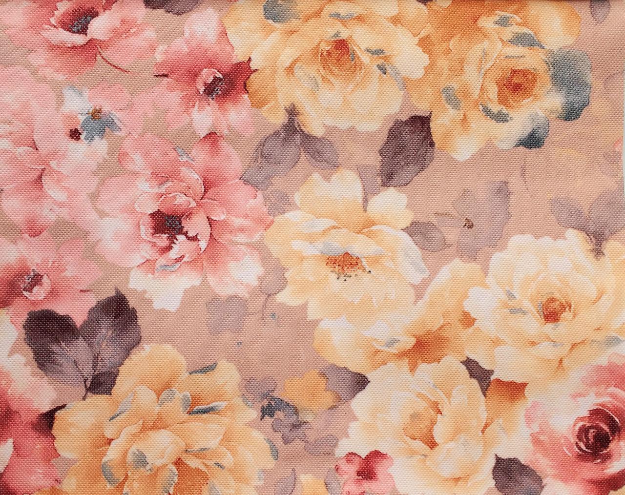 Обивочьная ткань для мебели Принт Катания 7 Katania 7
