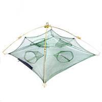 Раколовка -зонтик 4 входа 60*60 см