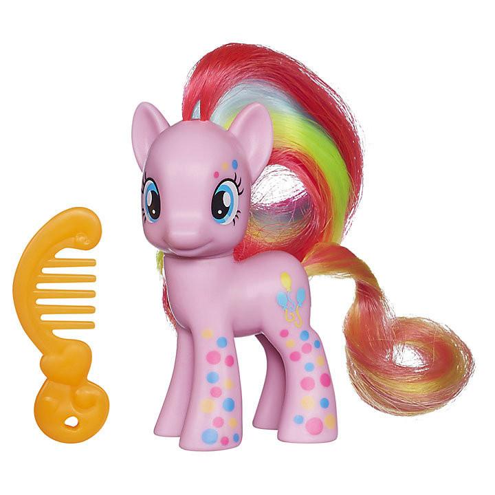 My Little Pony поні Pinkie Pie, святково розфарбована (Май Литл Пони Пинки Пай в праздничной раскраске)