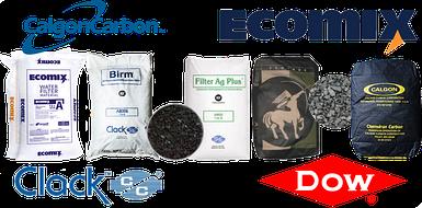 Фильтрующие материалы, засыпки, загрузки и наполнители для очистки воды