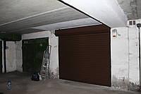 Роллеты гаражные 2500*2500 мм