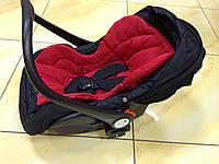 Ортопедический вкладыш для новорождённых в автомобильное детское кресло