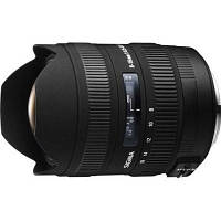 Объектив Sigma 8-16mm f/4.5-5.6 DC HSM for Canon (203954)