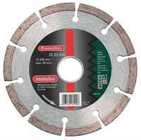 Алмазный диск 125х22,23мм Promotion Сегмент /METABO (624307000)