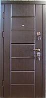 Двери входные Канзас Mottura Элит венге южное (три контура, квартира)