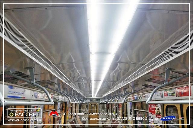 Используемый алюминиевый профиль обеспечивает необходимый теплоотвод, что несомненно увеличивает срок службы светодиодной ленты и снижает скорость деградации диодов