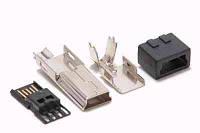 Штекер mini USB 5pin