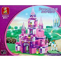 Конструктор замок. Розовая мечта
