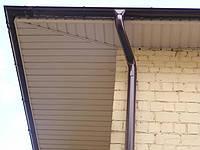 Водосток, водосточные системы, софит потолочный, монтаж, доставка, фото 1