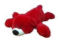 Плюшевый Мишка Умка 45 см. красный №0, У2-9  (Плюшевый медведь)