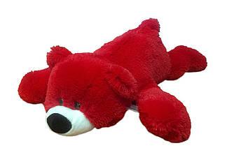 Мягкая игрушка: Плюшевый Медведь Умка 45 см, Красный