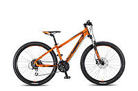 KTM CHICAGO 27.24 DISC H matt orange (black)