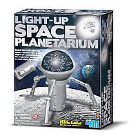 Научно-игровой набор. Проектор Галактический свет