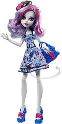 Кукла Монстер Хай Катрин Де Мяу Кораблекрушение Monster High Catrine DeMew Shriekwrecked Shriek Mates Кэтрин