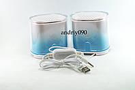 Компьютерные колонки 2.0 акустика Q72