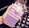 """Samsung Galaxy S4 i9500 оригинальный чехол со стразами камнями мехом для телефона """"LUXURY PRIVILEGE"""", фото 5"""