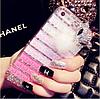 """Samsung Galaxy S4 i9500 оригинальный чехол со стразами камнями мехом для телефона """"LUXURY PRIVILEGE"""", фото 7"""