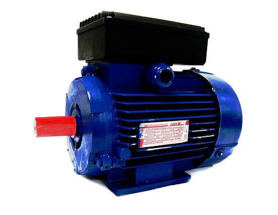 Однофазный электродвигатель АИР1Е 80 В2 (1,5 кВт, 3000 об/мин), фото 2