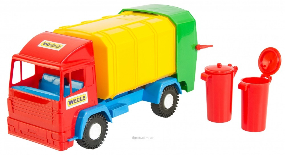 Игрушечный мусоровоз Mini Truck (39211)