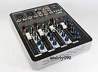 Аудио Микшер Mixer BT 4000 4 канала + BT