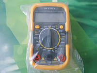 Цифровой мультиметр тестер DT-830LN