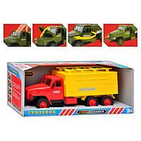 "Игрушка грузовик ""Аварийная служба"" M 1343 U/R  LimoToy"
