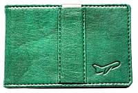 Зажим для денег Air зеленый