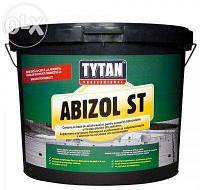 Abizol ST TYTAN (9кг) однокомпонентная битумно каучуковая воднодисперсионная мастика