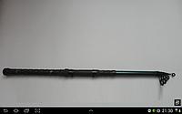 Телескопический спиннинг армированный Golden 2.4м тест 30-50, спиннинги, удочки, товары для рыбалки