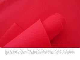 Фетр красный 20 листов (1мм/20см х 30см)7721