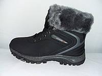 Подростковые зимние кроссовки