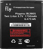 Аккумуляторная батарея Fly  BL3805, оригинал