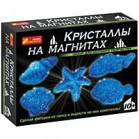 "Набор для научного творчества 0382 ""Кристаллы на магнитах"" 12126003Р Ranok Creative"