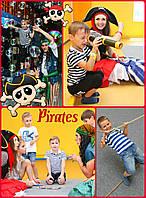 Пираты. Поиск сокровищ. Аниматоры в Николаеве