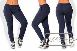 Трикотажные штаны больших размеров
