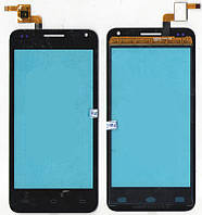 Сенсор Bravis Alpha SU00868-FPCV2-968 131x63мм 6 pin черный
