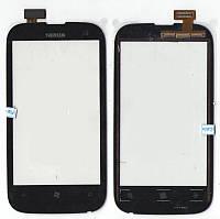 Сенсор Nokia Lumia 510 чёрный АА