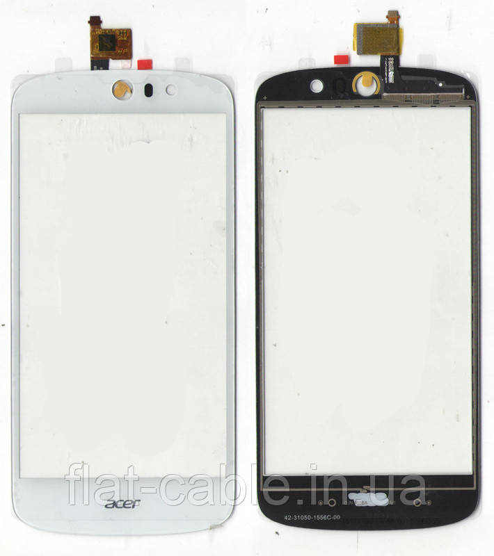 Сенсор Acer Liquid Jade Z White