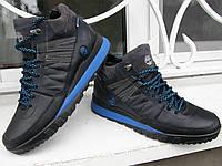 Польские ботинки на меху тимбирленд