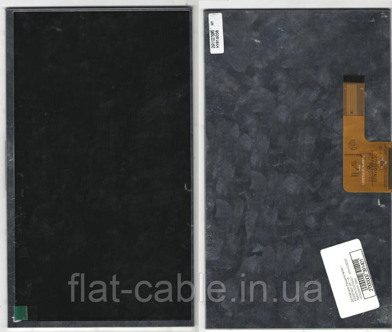 Дисплей для планшета №044.1 ASSISTANT АР-115 , 754XPN101F03001,  XPN101E030 137x233mm 30pin
