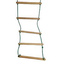 Веревочная лестница Л190 ТМ Дерево, 190 см